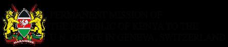 Kenya Mission Geneva